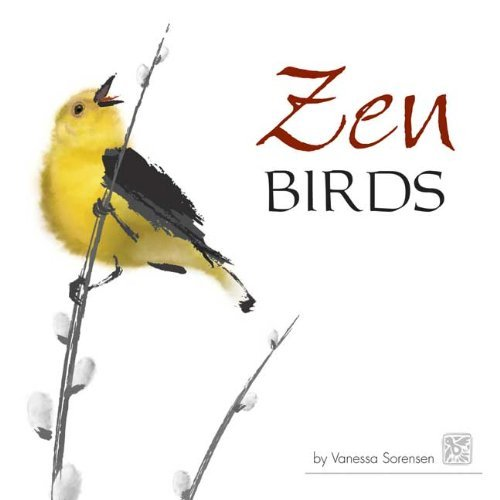Zen Birds book
