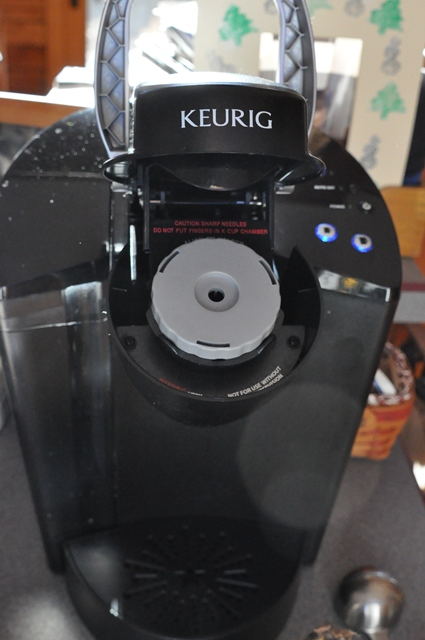 My kcup in machine DSC_2082