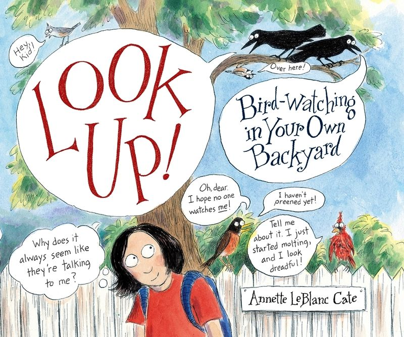 Look Up Birdwatching in Your Own Backyard web