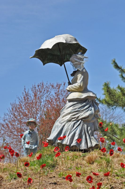 Grounds for Sculpture On Poppied Hill DSC_0035